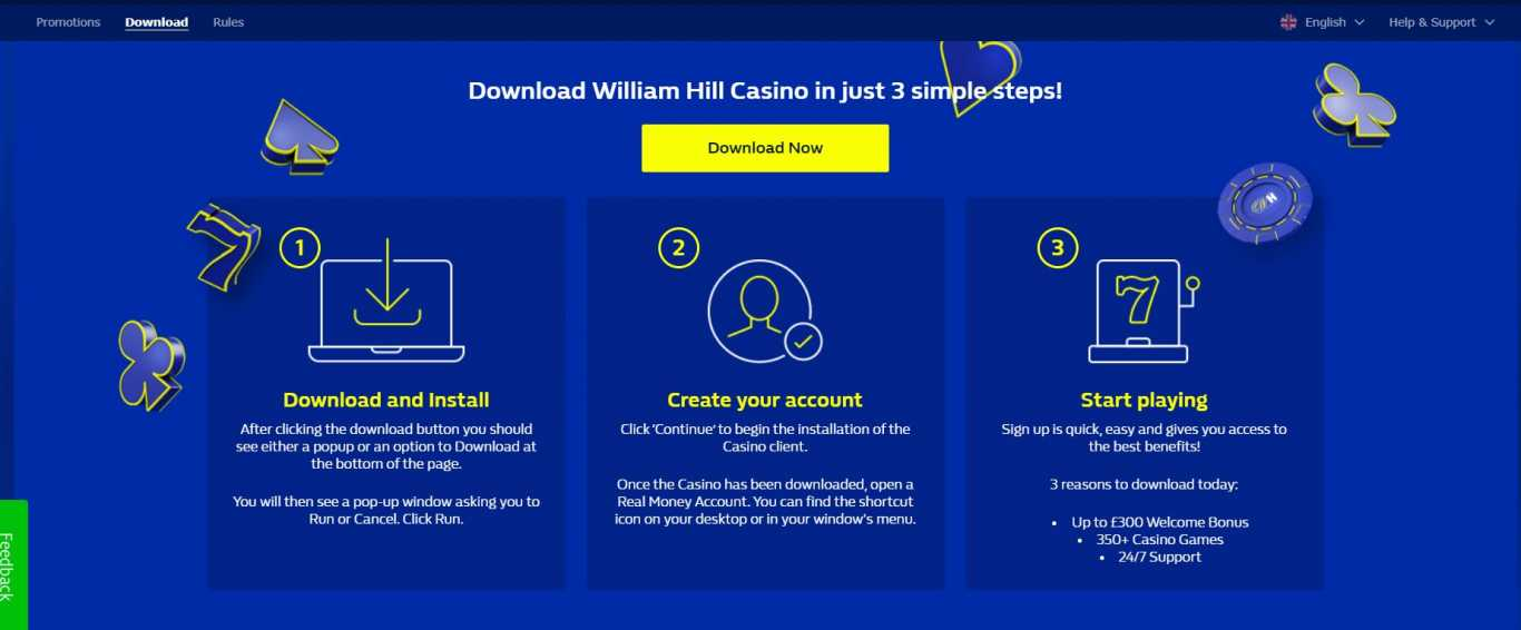 download william hill casino app